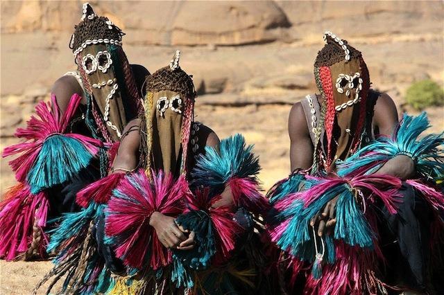 Festival culturel dogon: une première réussie